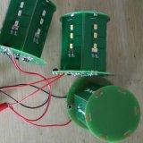 LED Beacon Aviso da luz vermelha 12-24VDC Azul Âmbar