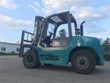 판매를 위한 무거운 새로운 7 톤 디젤 엔진 포크리프트