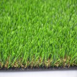 (S) Pu Baking Highquality Artificial Turf voor Landscaping