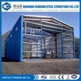 Estructura de acero prefabricados modulares barata hangar de aviones