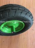 4.00-8 Pneumatico nero della gomma del pneumatico di Handtruck del pneumatico della carriola