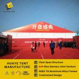 Vão livre de 3 a 60m Fair tenda para venda