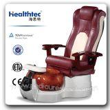 Beauty Nail Store Chaise à ongles avec baignoire en fibre de verre à pied-bain (C109-5102)