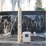 DCの浸水許容の井戸水ポンプ農業のための太陽水ポンプ