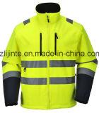 Куртка безопасности Softshell отражательная с En471