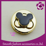 De Hardware van het Slot van de Draai van het Metaal van Mickey Mouse van de Toebehoren van de Zak van de manier