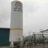 15m3容量の低温液化ガスの貯蔵タンク