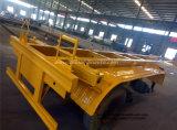 3 шассиего скелета трейлера контейнера Axle 20FT/40FT