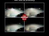 جديدة تصميم [4000لم] [ه4] [لد] مصباح أماميّ لأنّ سيارة مع [س] [روهس] تصديق [لد] ضوء ومصدّ ذاتيّ