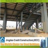 Edificio de la estructura de acero Multi-Storey