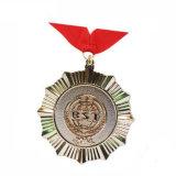 2018 Alliage de zinc de souvenirs personnalisés médaille de métal