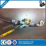 Tenditore del cavo del cricco del tenditore della mano della fune metallica