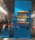 Haut niveau de qualité La plaque de caoutchouc la vulcanisation du caoutchouc Vulcaning/Appuyer sur la machine (CE/ISO9001)