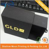 熱い押すロゴの宝石類のギフト用の箱(QYZ024)