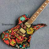 새로운 작풍은 주문을 받아서 만들었다 자단, Fingerboard (GP-26)를 가진 일렉트릭 기타를