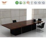 최상 나무로 되는 사무용 가구 - 회의실 회의 테이블