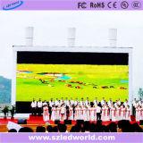 P10 coulant l'Afficheur LED de location polychrome extérieur Faire-dans-Chine (FCC de la CE)