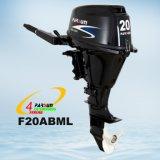20HP quatro tempos Motor de popa CE, EPA Aprovado