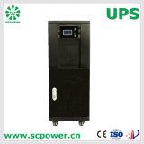 Alimentazione elettrica in linea dell'affissione a cristalli liquidi 10kVA un'UPS in linea di riserva lunga di 3 fasi