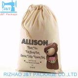 再使用可能な農産物の大きさの食糧袋、有機性綿の綿モスリン袋