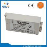 alimentazione elettrica costante di tensione LED di 12V 4A con il FCC RoHS del Ce