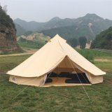 Windproof Family Large Camp Teepee Event Cotton Canvas Tent