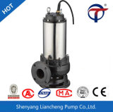 5.5kw 4 inches of Jywq type AUTOMATIC Agitating Submersible Sewage pump