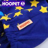 Pantalones perro doble de color con estampado de estrellas