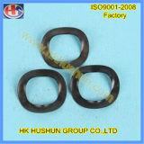 Rondelle chaude d'onde de vente de la Chine avec le placage de zinc (HS-SW-0009)