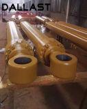 건축기계를 위해 망원경 두 배 임시 액압 실린더를 제조하는 공장