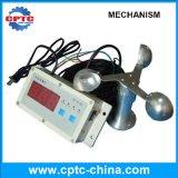 Micro vitesse électrique de l'anémomètre de transmission et de sens du vent