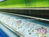 Дешевле Chenille мебель ткань с покрытием
