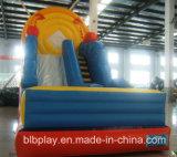 良質および安い価格の膨脹可能なドラゴンの椅子のスライド