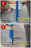 A3 A4 het HandDocument die van de Grootte Machine Creaser vouwen