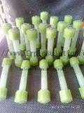 As porcas GRP Glassfiber composto fixador parafusos de PRFV material de isolamento