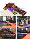 1000m² trampolim grande parque com curso de Ninja para venda