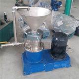 Máquina industrial da manteiga de amendoim do baixo consumo, manteiga de amendoim que fazem a máquina, moedor do osso e moinho do colóide