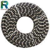 Los cables de diamantes para hormigón armado de Romatools