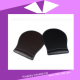 Коврик для мыши PU кожаный с P016-017 выбитым логосом