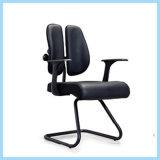 Самомоднейший новый стул конференции встречи стула офиса кожи конструкции с подлокотником PP (WH-OC047)