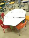 Mesa de mesa ajustável para crianças infantil popular para crianças