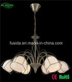 Candelabros de cristal da fábrica moderna para a sala de visitas