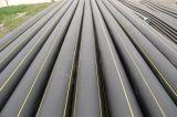 Línea de gas del tubo Dn20-Dn630 del PE 100 de la alta calidad