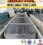 304/316 Tubo de acero inoxidable en forma de U Tubo de plegado Precio