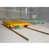 무거운 물자 취급 수레는 철강 공업 (KPT-40T)에서 적용했다