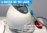 Машина красотки удаления пигментацией удаления Tattoo лазера ND YAG утверждения Ce