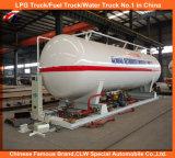 De Tank van de Opslag van het Gas ASME 100m3 voor het Benzinestation van LPG 50ton