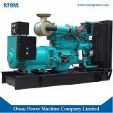110kVA diesel Cummins Groupe électrogène de puissance électrique silencieux/groupe électrogène pour l'Afrique