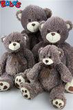 중간에서 자수 발을%s 가진 큰 크기 견면 벨벳 장난감 곰 가족 동물에