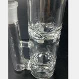 Glaswasser-Rohr des doppelten Filter-Hauben-Zubehör-Rohres